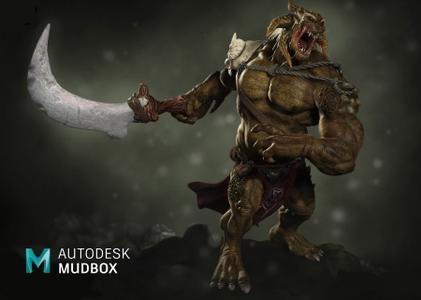 Autodesk Mudbox 2019.1 (x64) Multilanguage