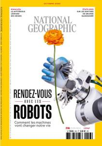 National Geographic France - Octobre 2020