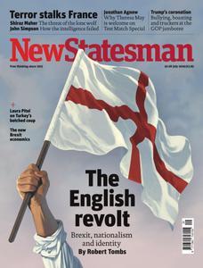 New Statesman - 22 - 28 July 2016