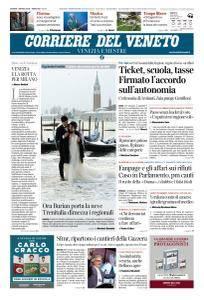 Corriere del Veneto Venezia e Mestre - 1 Marzo 2018