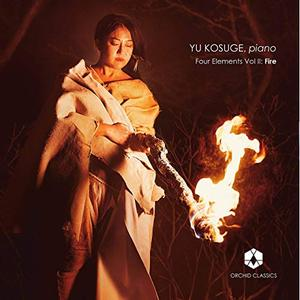Yu Kosuge - Four Elements Vol.2 Fire (2019)