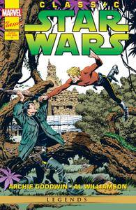 Classic Star Wars Marvel Edition 014 1993 Digital