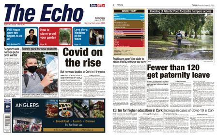Evening Echo – August 29, 2020