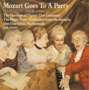 VA - Mozart Goes To A Party (1990) {CBS} **[RE-UP]**