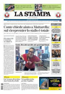 La Stampa Imperia e Sanremo - 1 Settembre 2019