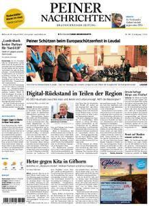 Peiner Nachrichten - 22. August 2018