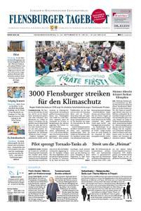 Flensburger Tageblatt - 21. September 2019