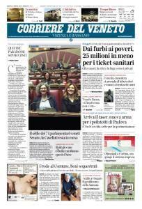 Corriere del Veneto Vicenza e Bassano - 24 Marzo 2018