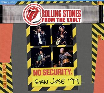 The Rolling Stones - From The Vault: No Security - San Jose '99 (2018) [Blu-ray, 1080i]