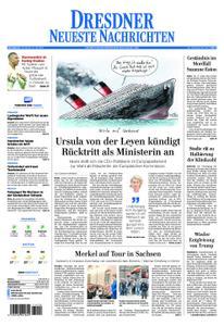 Dresdner Neueste Nachrichten - 16. Juli 2019