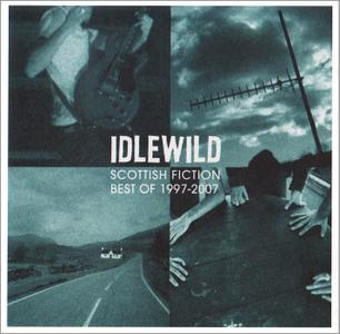 Idlewild - Scottish Fiction: Best Of 1997-2007 (2007) CD + DVD Limited Edition