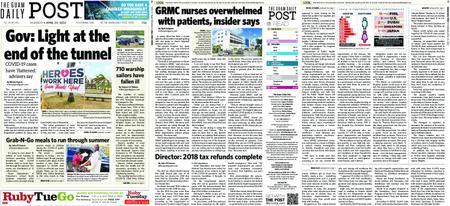 The Guam Daily Post – April 23, 2020
