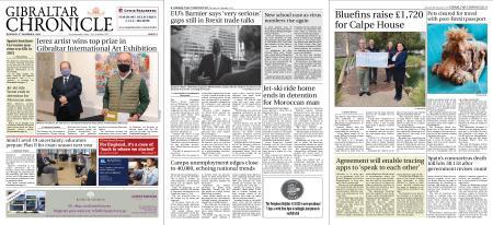 Gibraltar Chronicle – 05 November 2020