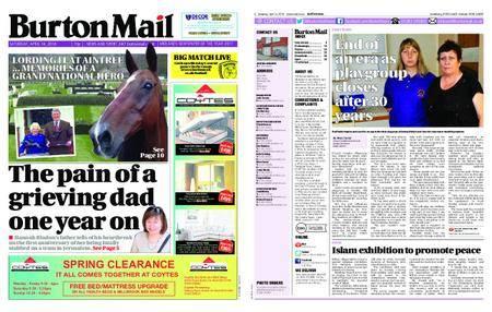 Burton Mail – April 14, 2018