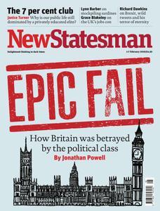 New Statesman - 1 - 7 February 2019