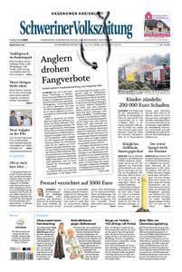 Schweriner Volkszeitung Hagenower Kreisblatt - 14. April 2018