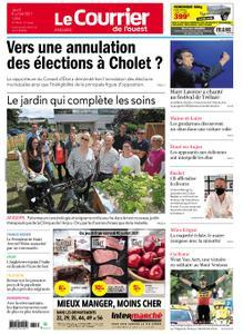 Le Courrier de l'Ouest Angers – 08 juillet 2021