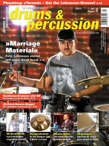 Drums & Percussion - Juli-August 2021