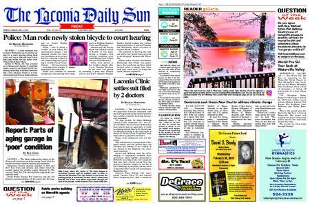 The Laconia Daily Sun – February 08, 2019