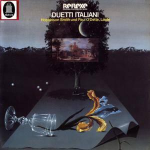 Hopkinson Smith & Paul O'Dette - Duetti Italiani (1979) DE 1st Pressing - LP/FLAC In 24bit/96kHz