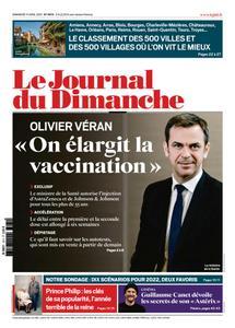Le Journal du Dimanche - 11 avril 2021