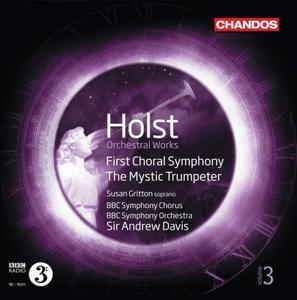 Holst - Orchestral Works, Volume 3 - 2013