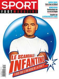 Sport Foot Magazine - 7 Novembre 2018