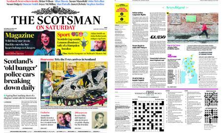 The Scotsman – April 13, 2019