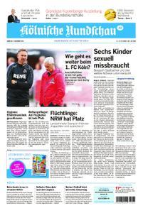 Kölnische Rundschau Wipperfürth/Lindlar – 02. November 2019