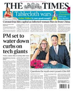 The Times - 13 February 2020