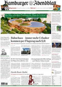 Hamburger Abendblatt – 18. Juli 2019