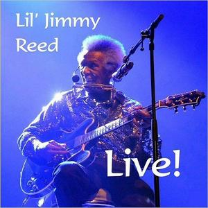 Lil' Jimmy Reed – Live! (2019)