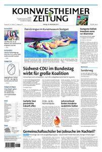 Kornwestheimer Zeitung - 24. November 2017