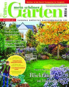 Mein schöner Garten – Oktober 2017