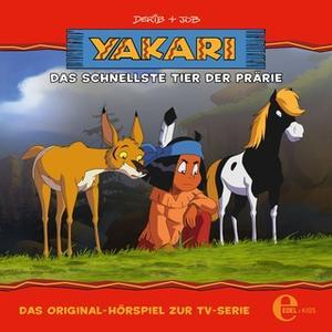 «Yakari - Folge 26: Das schnellste Tier der Prärie» by Thomas Karallus