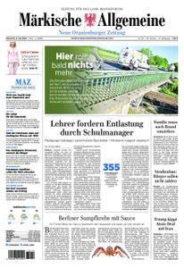 Neue Oranienburger Zeitung - 09. Mai 2018