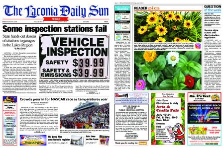 The Laconia Daily Sun – July 19, 2019