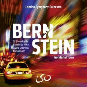 London Symphony Orchestra & Sir Simon Rattle and others - Bernstein: Wonderful Town (Bonus Track Version) (2018) [24-96]