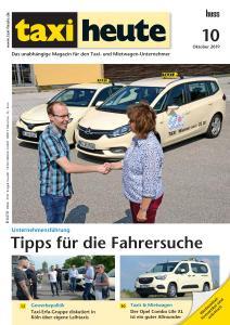 Taxi heute - Oktober 2019