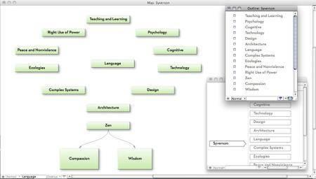 Tinderbox 7.2.1 MacOSX