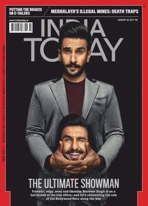 India Today - January 28, 2019