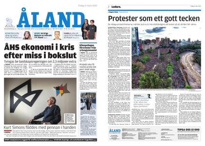 Ålandstidningen – 10 mars 2020