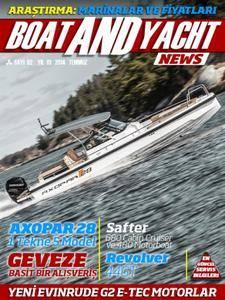 Boat and Yacht News - Ağustos 2014