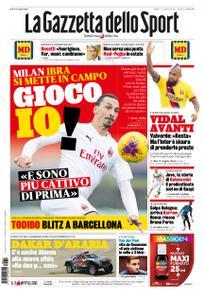 La Gazzetta dello Sport Roma – 04 gennaio 2020