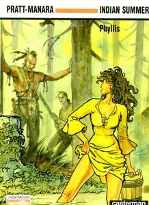 Indian Summer - 02 - Pilgrim Black