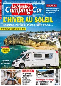 Le Monde du Camping-Car - décembre 2019