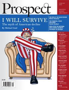Prospect Magazine - February 2008