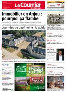Le Courrier de l'Ouest Angers – 17 septembre 2021