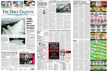 The Daily Gazette – March 05, 2018