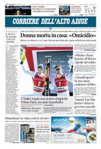 Corriere dell'Alto Adige – 29 dicembre 2018